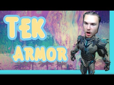 How to spawn Tek Armor w/ GFI commands