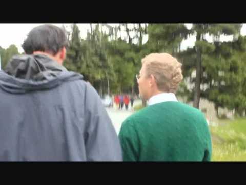 Bilderberg 2011 - Google Eric Schmidt & Jacob Wallenberg's Walk and Talk
