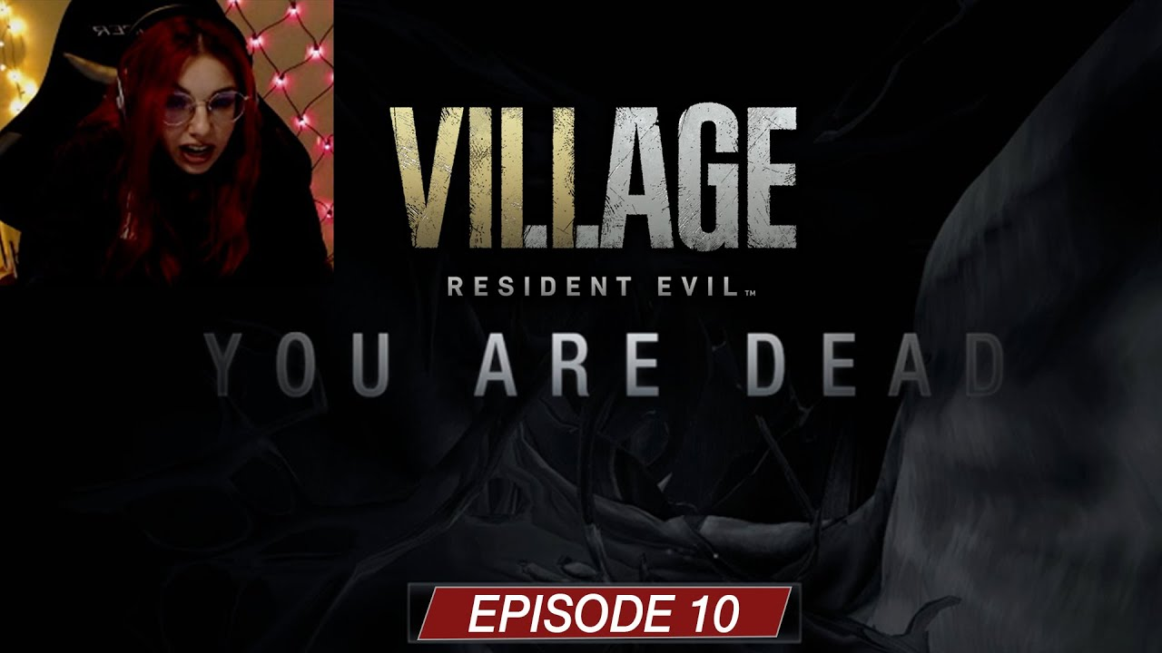 This part gave me nightmares | RE Village Episode 10
