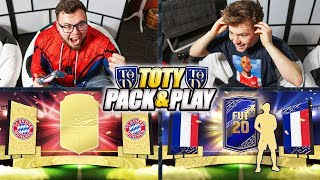 PIERWSZE TAKIE  TOTY PACK and PLAY  FIFA 20