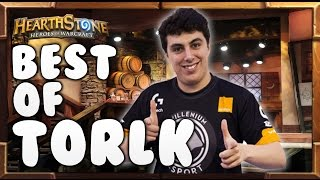 Best of TORLK - Hearthstone Funny Moments