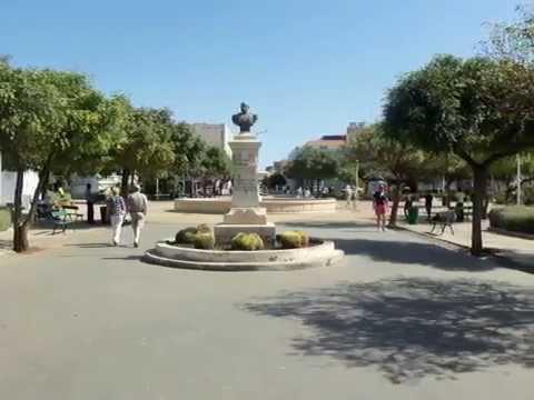 Tour of Praia Cape Verde  2013