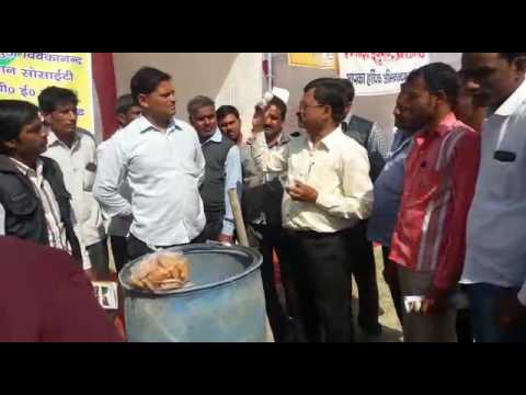 Waste decomposer of National Centre of organic farming Ghaziabad