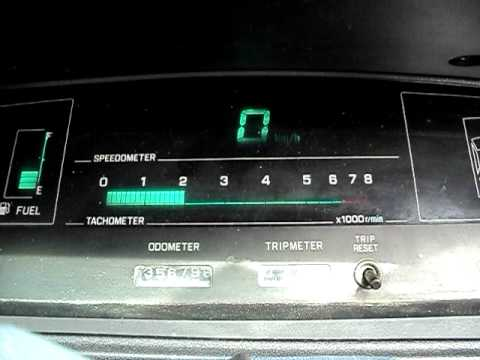 Subaru digital dash