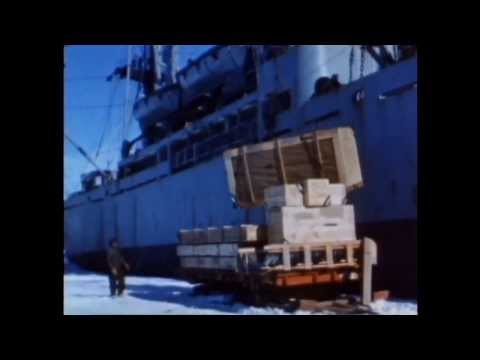 Nuclear Powered Base in Antarctica - unclassified film