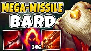 WTF!? ONE BARD AUTO CAN KILL ANY CHAMPION?!? INSTANT ONE-SHOT BARD GAMEPLAY! - League of legends
