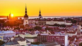 видео Шопинг в Эстонии - путеводитель по городам Эстонии