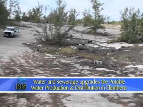 Water and Sewerage   Eleuthera