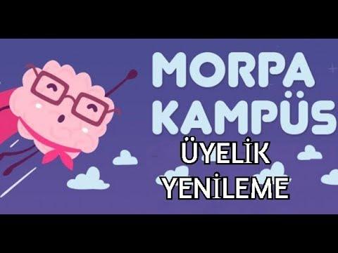 MORPA KAMPÜS BEDAVA ÜYELİK YENİLEME !!