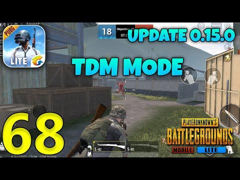 PUBG Mobile Lite TDM Mode Gameplay (Beta Update 0.15.0)