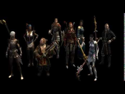 Dragon Age II OST - Party Selection Theme (Without Choirs + Original)