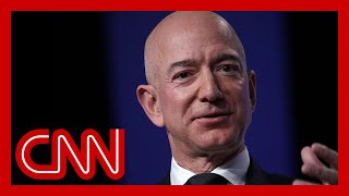 'Stunning': Amazon CEO Jeff Bezos stepping down