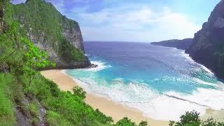NUSA PENIDA Day 1 - Exploring The Blue Hidden Beach Paradise Kelingking & Crystal Bay
