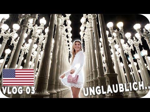 Ich kann nicht glauben, dass ich DORT war... - LOS ANGELES Daily Vlog #03 | AnaJohnson
