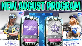NEW AUGUST DAILY MOMENTS PROGRAM HAS INSANE REWARDS? HUGE CHANGE! MLB The Show 21 Diamond Dynasty