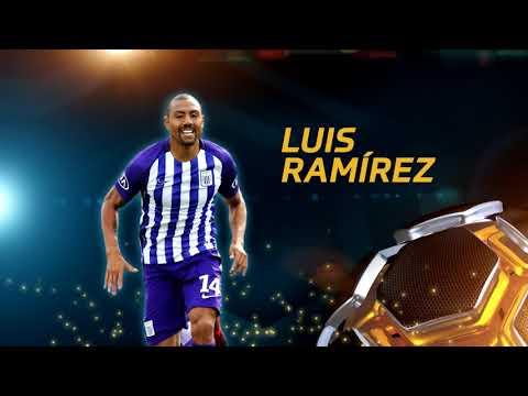 Premios Copa Movistar: Luis Ramírez anotó el mejor gol del año