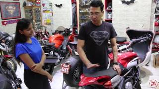 | Helmets Nepal | Episode 1: Interview with Mr. Saurabh Jyoti | Safety | Motorcycles | Experiences |
