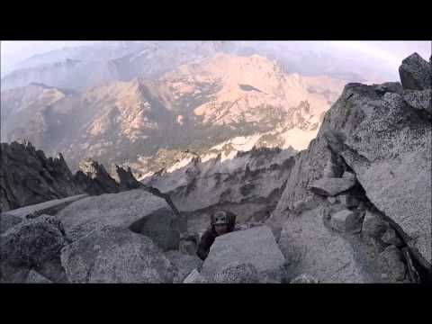 Mt  Stuart west ridge updated