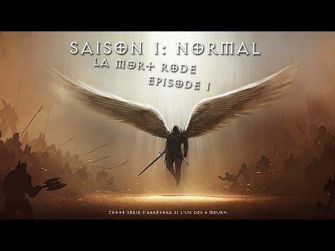 Diablo 3 - série HARDCORE - La mort rode - Episode 1