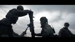 Hærens knytnæve i aktion