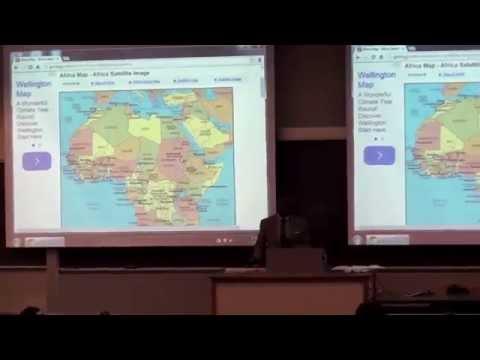 "Kim Searcy- ""Slavery in Muslim Africa"""