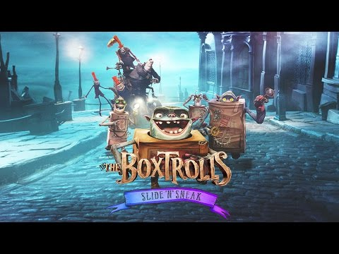 The Boxtrolls: Slide 'N' Sneak (by RED Interactive Agency) - Universal - HD Gameplay Trailer