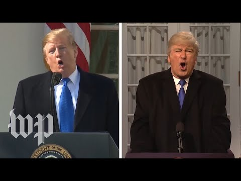 SNL's Trump emergency declaration vs. the real thing Mp3