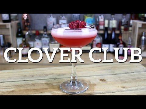 Clover Club Gin Cocktail Recipe