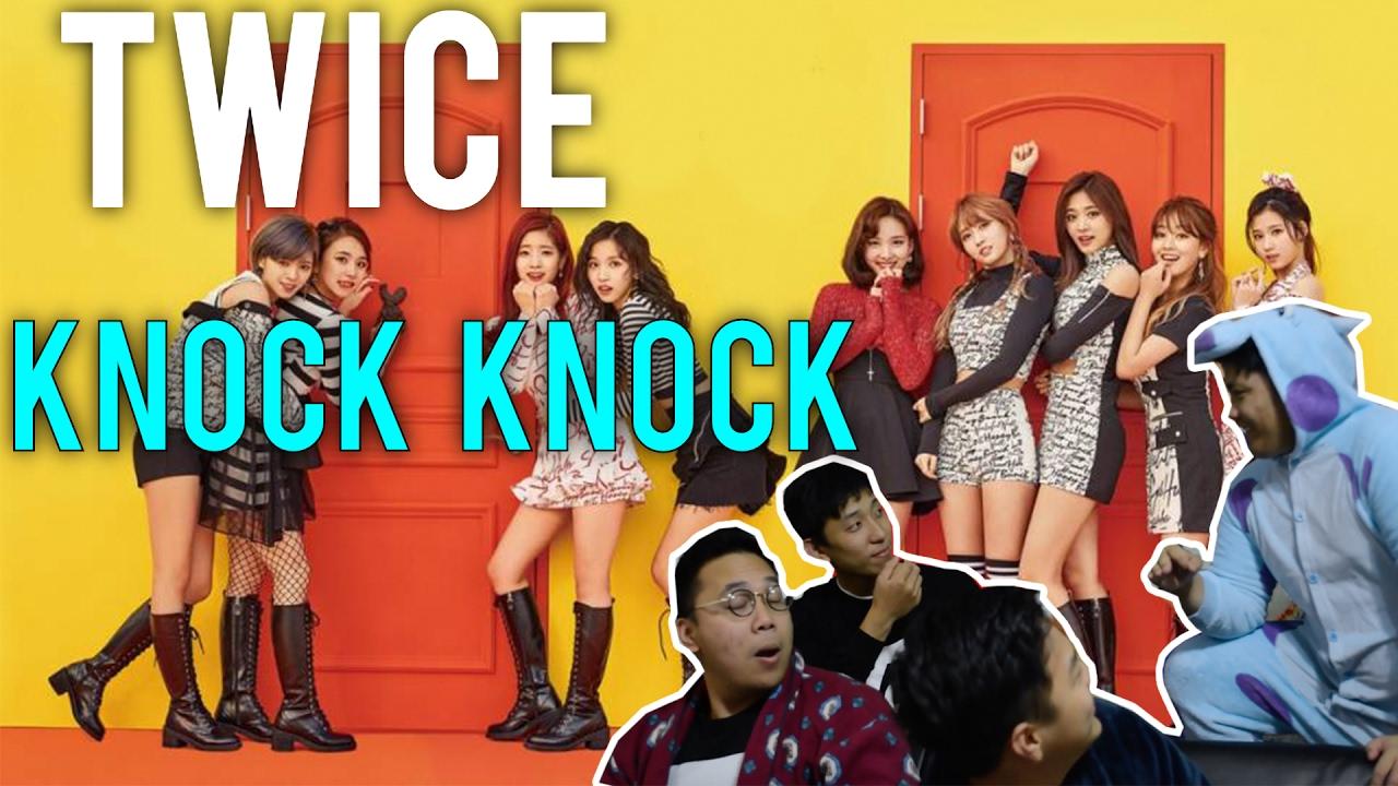 Knock Knock Twice