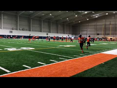 Syracuse football thin heading into 2nd scrimmage of camp (Day 14 notes/video)