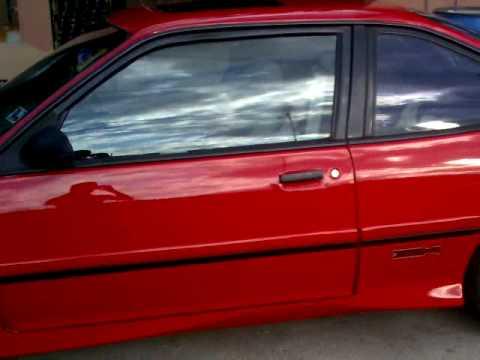 Venta De Autos >> Cavalier Z24 Red - YouTube