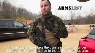 German Soldier respects Second Amendment, he can't carry in Germany, and Christmas Giveaway