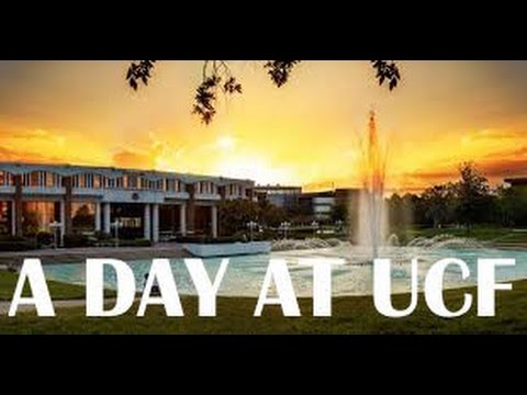 A DAY IN THE LIFE AT UCF - University of Central Florida