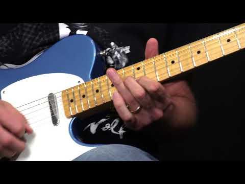 Fender Custom Shop 2017 Collection Wildwood 10 Postmodern Tele Lush Closet Classic  •  SN: XN1788