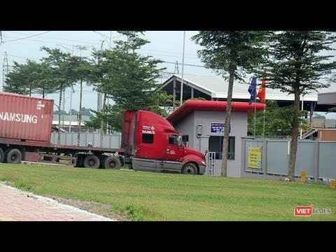 """Cận cảnh đường di chuyển của """"núi nhôm"""" tỷ đô ở Bà Rịa – Vũng Tàu trong nghi án đội lốt nhôm Việt"""