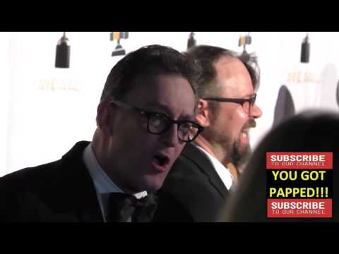 Tom Kenny arriving to the Annie Awards at Royce Hall in Westwood