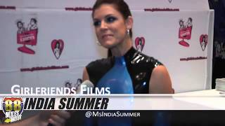 India Summer @ Adult Entertainment Expo 2013