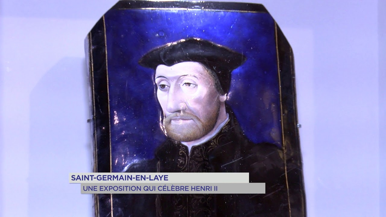 Yvelines | Saint-Germain-en-Laye : Une exposition qui célèbre Henri II