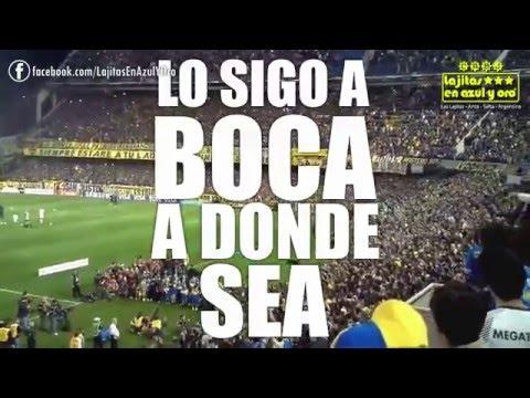 Soy del Barrio de la Ribera  (con Letras) Boca Juniors 2016
