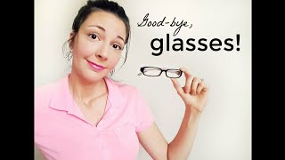 Good-Bye Glasses! Natural Eyesight Improvement with the Bates Method.