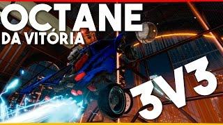 Rocket League RANKEADAS: OCTANE DA VITÓRIA?! (Rumo ao Champion 3v3 #39)