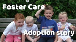 Our foster care and adoption story - Celebrating 10 years