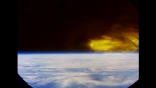 ᴴᴰ Full Onboard Re-entry into Earth's Atmosphere ● New NASA Spacecraft