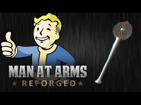 Fallout Blacksmith Challenge -  MAN AT ARMS: REFORGED