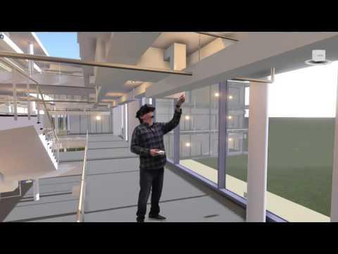 Immersive VR Design
