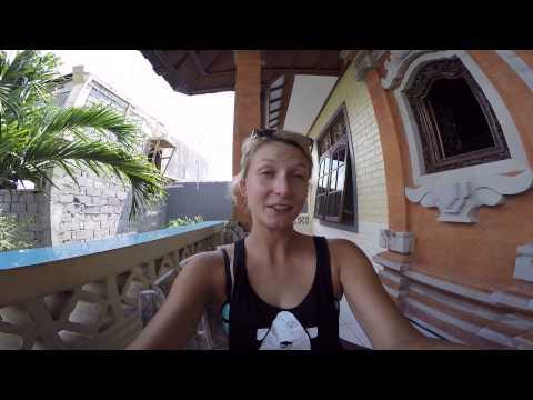 Maggie vs Map. Diary: Bali I