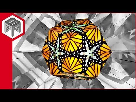 How to Make a 3D Kaleidoscope DIY