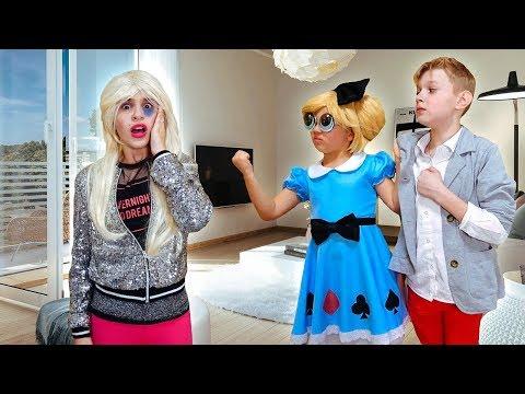 КОГО ВЫБЕРЕТ КЕН? Куклу ЛОЛ или БАРБИ? Barbie Vs LOL Doll!