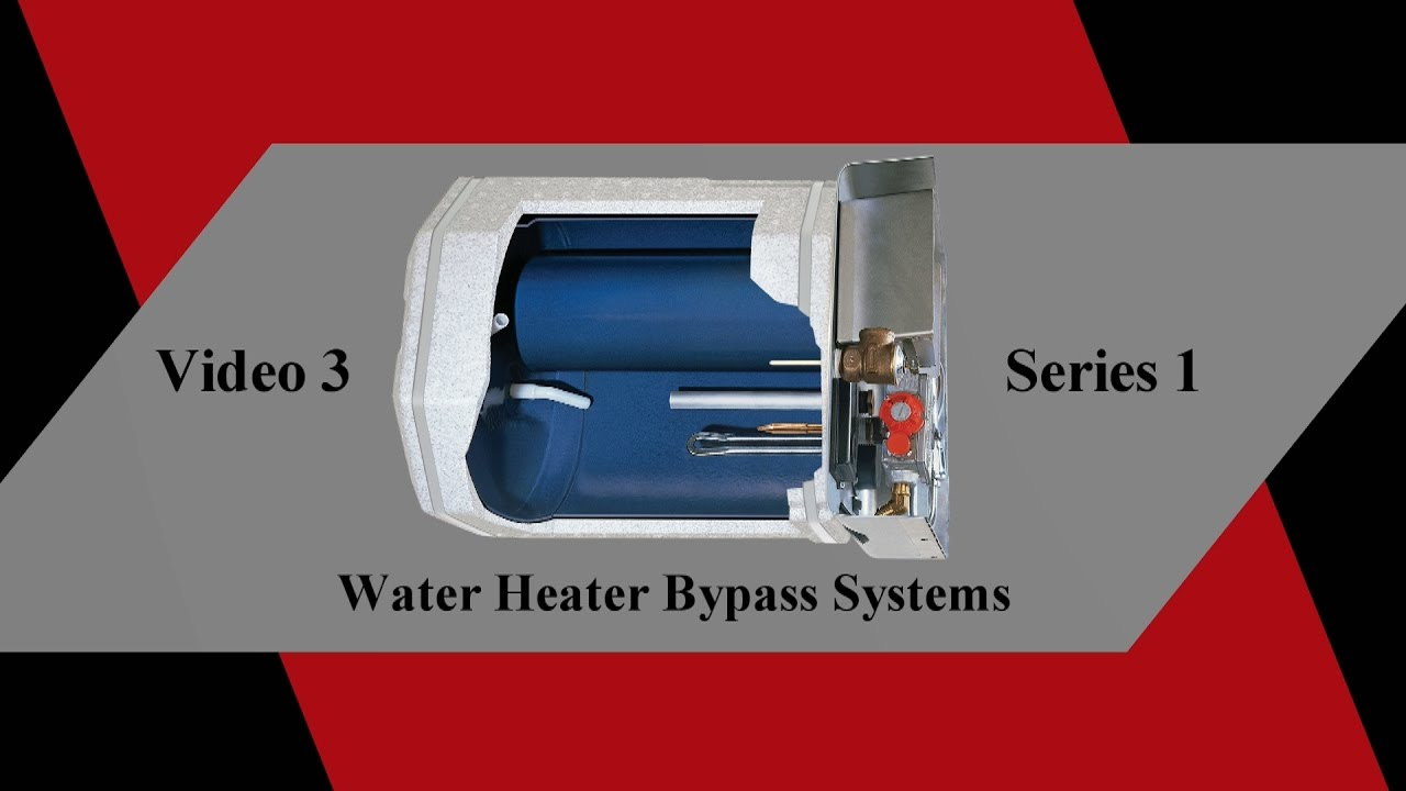 Rv water heater by pass systems suburban water heater series 1 rv water heater by pass systems suburban water heater series 1 video 3 sciox Choice Image