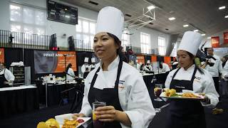 Campus Dining's 2019 Annual Tiger Chef Challenge